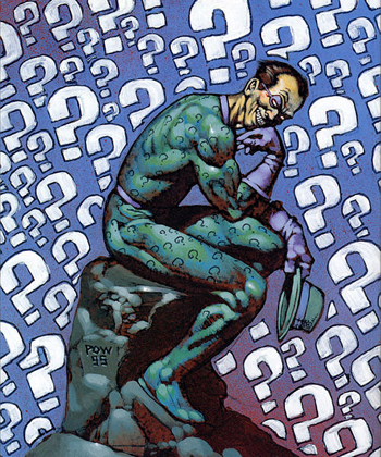 The Riddler