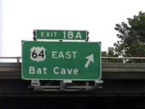 Bat Cave