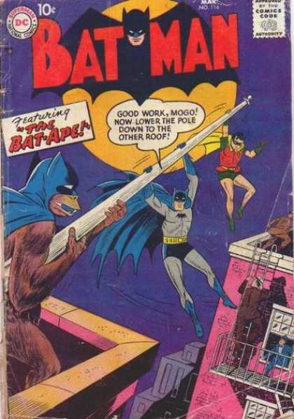 Batman Comics DC - Top 30 Most Stupid