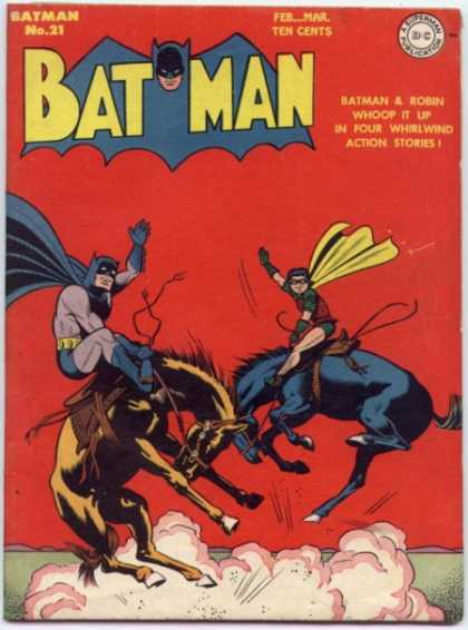 Batman Comics - Top 30 Most Ridiculous