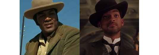 Django Unchained : Off The Chain '100 Rifles' & 'Wild Wild West'