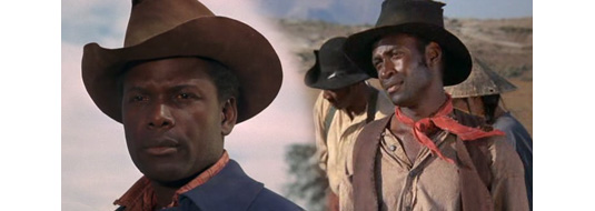 Django Unchained : Off The Chain 'Buck And The Preacher' & 'Blazing Saddles'