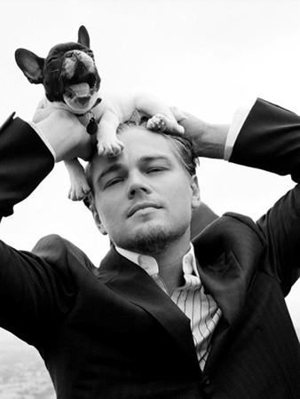 15 Actors Posing With Animals On Their Heads