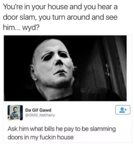 best michael myers gifs