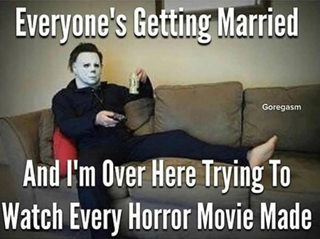 michael myers everyone getting married