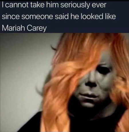 michael myers mariah carey