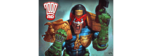 New Judge Dredd Movie 2012