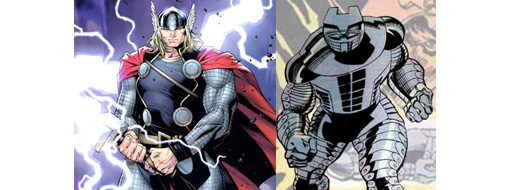 Thor Movie - Thor Revealed!