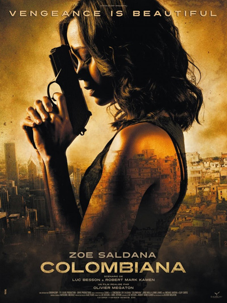 Colombiana Trailer & Poster