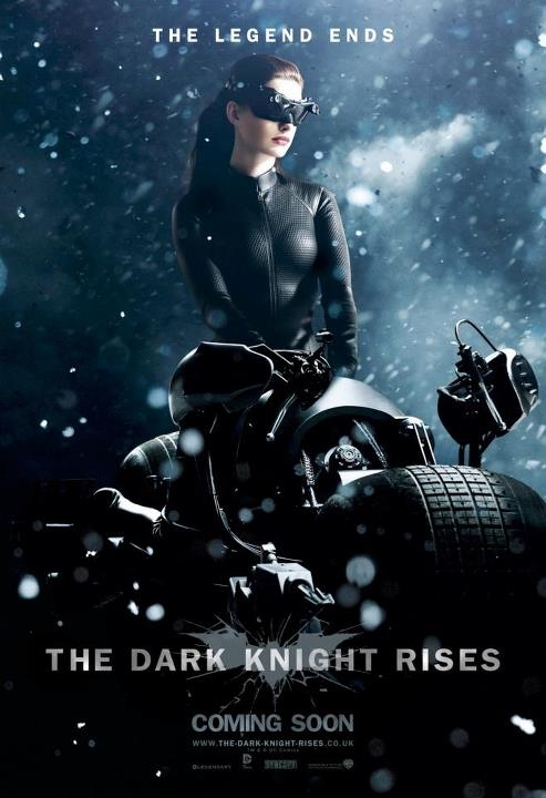 Knight Rises New Posters '