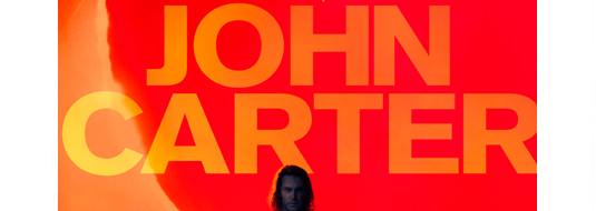 New John Carter trailer
