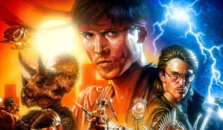 Watch Kung Fury Full Movie