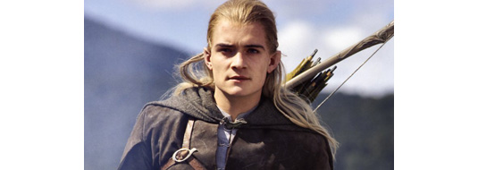 Orlando Bloom in The Hobbit?