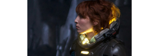 New Prometheus pictures