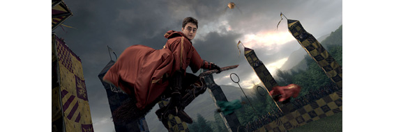 Harry Potter Quidditch Movie
