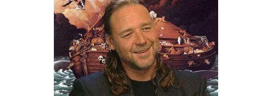 Noah vs. Robocop? Which Will Russell Crowe Choose?