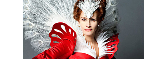 Julia Roberts As Evil Queen In Snow White - First Pics 
