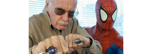 Stan Lee reveals his Amazing Spider-Man cameo