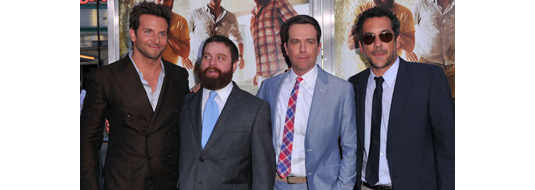 Hangover III Director Talks Development, Lohan, & Fake Teeth