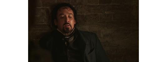 The Raven Interview - John Cusack