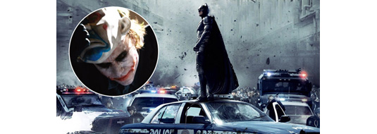 Where Was Joker During Dark Knight Rises? - Answer Here
