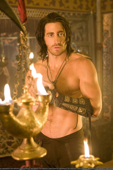 Prince Of Persia Pictures - Semi Naked Jake Gyllenhaal ...
