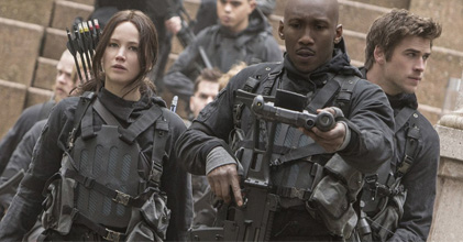 Hunger games part 2 release date in Perth