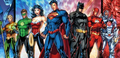 New DC Comics Movies 2014