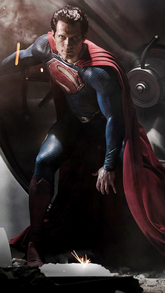 Superman 2013 Picture