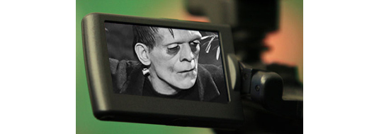 Frankenstein Found Footage Movie