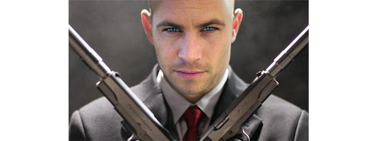 Hitman Reboot - What Paul Walker Might Look Like