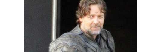 Superman: Man Of Steel - Russell Crowe as Superman's Father