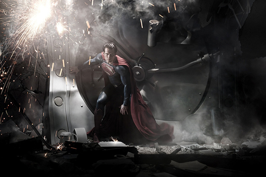 Superman Man Of Steel 2013 Picture
