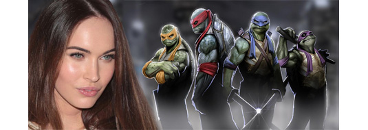 Teenage Mutant Ninja Turtles Megan Fox Picture