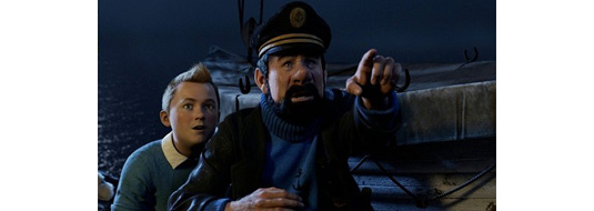 Adventures Of Tintin The Secret Of The Unicorn Review 2011 
