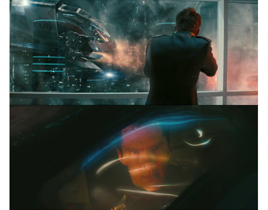 Best Star Trek Movies Into Darkness