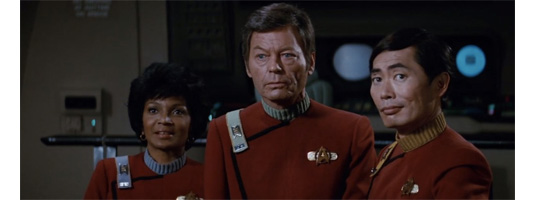 Best Star Trek Movies - Wrath Of Khan