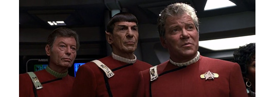 Best Star Trek Movies - Debate - VI The Undiscovered Country