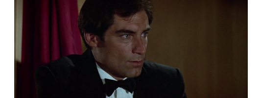 James Bond, Best Of Timothy Dalton, The Living Daylights