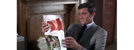 James Bond - Best Of George Lazenby - On Her Majesty's Secret Service
