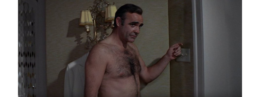 James Bond - Worst Of Sean Connery - Diamonds Are Forever