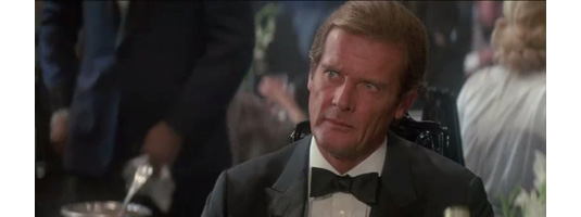 James Bond - Worst Of Roger Moore - A View To A Kill