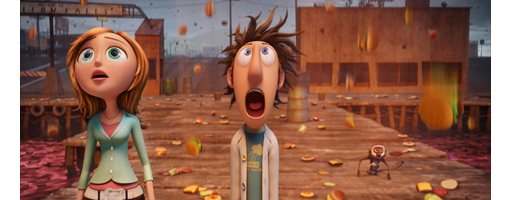 Cloudy With A Chance Of Meatballs Review - 'Good'