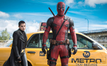 Deadpool - Review (Cause Damn Guys, Holy Hot Damn)