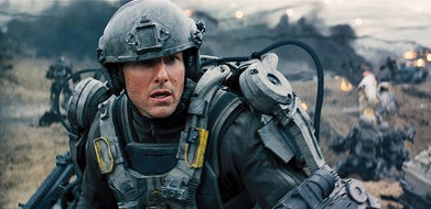 Edge Of Tomorrow Review (Midnight Movie Madness)