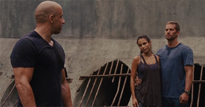 Road To Furious 7: Fast Five Review