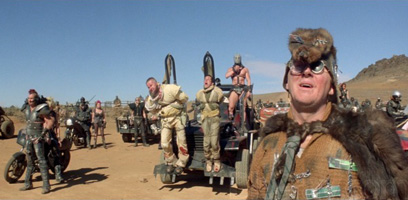 FURY ROAD - Part 2: Mad Max Road Warrior Review