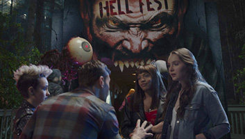 Hell Fest Review