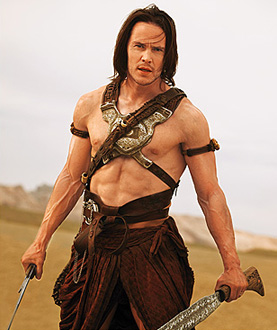 John Carter Review (2012 Movie)