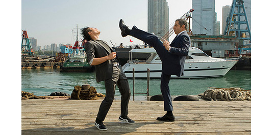 Johnny English Reborn Review
